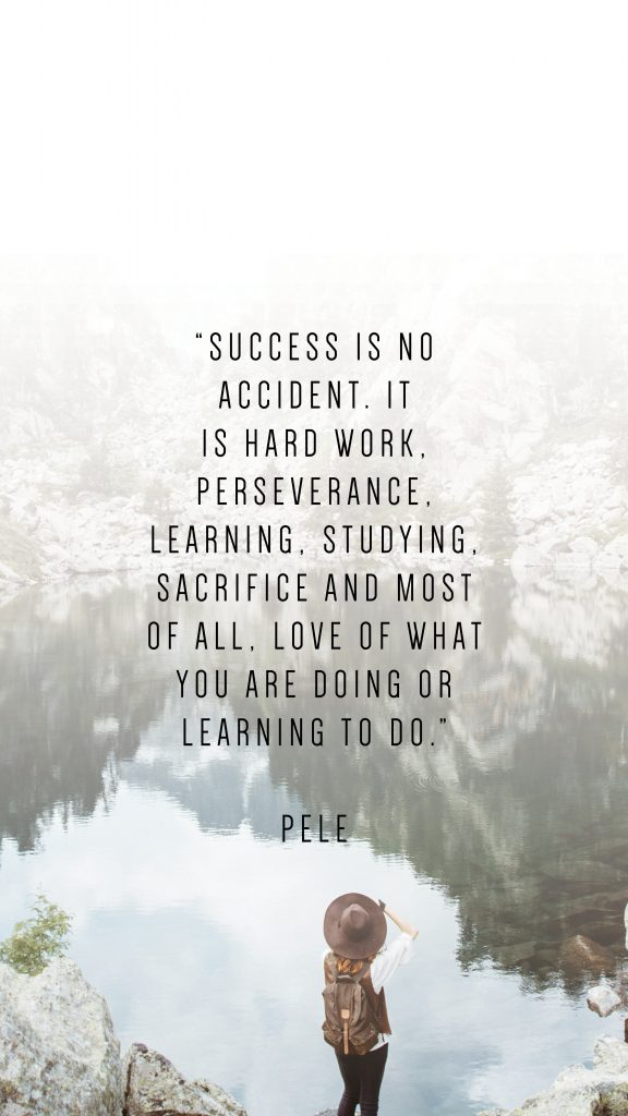 PELE QUOTE_PHONE WALLPAPERS TO INSPIRE_Writing From Nowhere