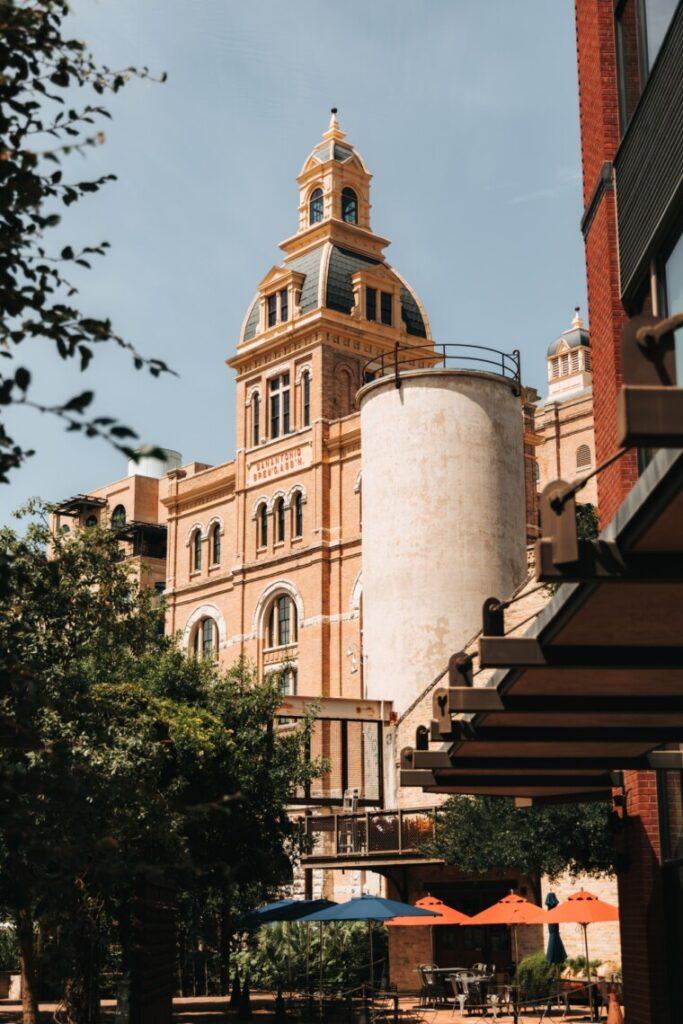 townhall in austin texas